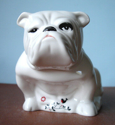 Royal Doulton British Bulldog ALFIE Bone China Collectible Figurine DD001 New