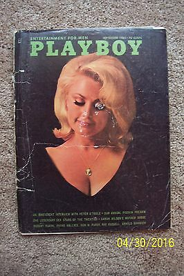 Playboy Magazine - September 1965