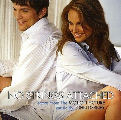 Various Artists, Joh - No Strings Attached (Score) (Original Soundtrack) [New CD