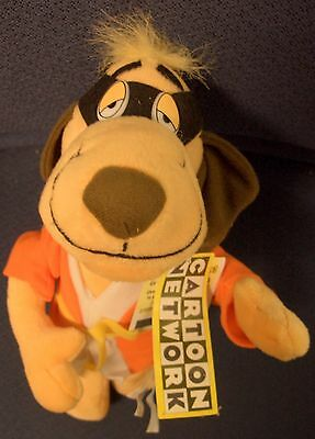 Hanna Barbera Hong Kong Phooey Plush, 2001, w/Tags!
