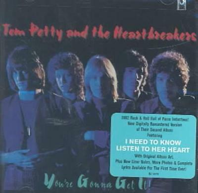 Tom Petty & The Heartbreakers - You're Gonna Get It! [Remaster] New Cd