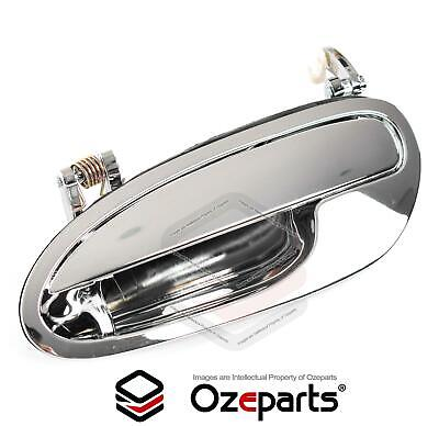 Holden Commodore VT VX VY VZ Chrome Outer Door Handle LH Front = LH Rear