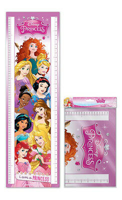 Messleisten - Disney Princess (I Am A Princess) 30x100 cm - height chart