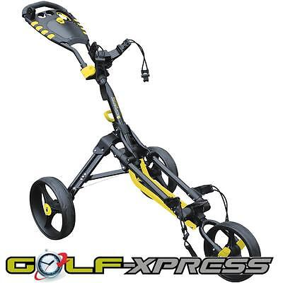 iCart One Compact 3-Wheel Golf Trolley