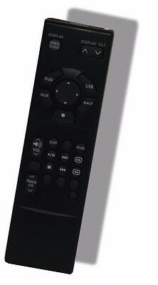 Nissan Quest Single DVD Remote (2011 2012 2013 2014 2015)