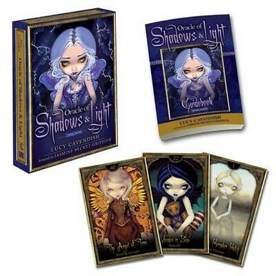 Oracle of Shadows and Light by Lucy Cavendish Paperback Book (English)
