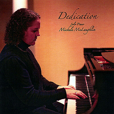Michele McLaughlin - Dedication [New CD] Professionally Duplicated CD