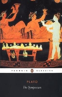 The Symposium by Plato Paperback Book (English)