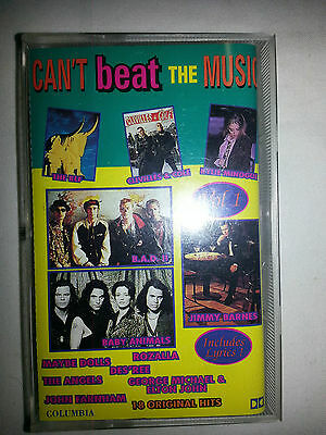 Can't Beat the Music - Vol 1– Cassette Tape
