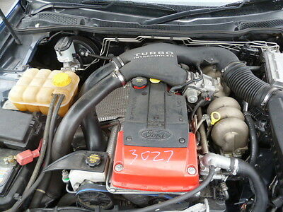 Ford Ba Xr6 Turbo Motor Engine & 4 Spd Auto Conversion Fit Bf Also