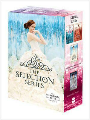 The Selection Series (The Selection, The Elite, The One) by Kiera Cass Hardcover