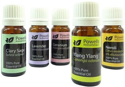 Essential Oils 100% Pure Natural Aromatherapy Oils 10ml & choose fragrance aroma