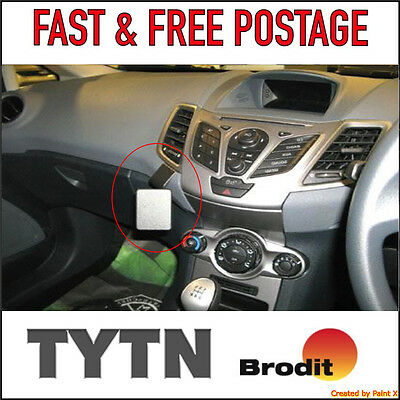 Brodit Proclip (654252) For Ford Fiesta 2009 - 2016 Dash Mounting Bracket