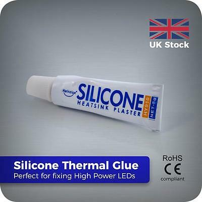 5g - 30g  Premium Thermal Silicone Glue for Power LED, CPU, PC XBOX 360 PS3