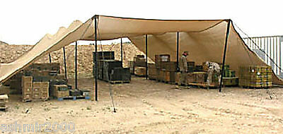 Camel Manufacturing Solar Shade Type II NEW