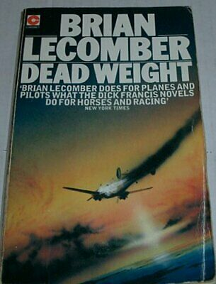 Dead Weight (Coronet Books) by Lecomber, Brian Paperback Book The Cheap Fast