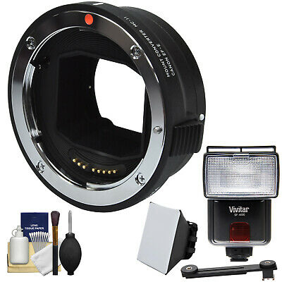Sigma MC-11 Mount Converter Kit for Canon EOS EF to Sony Alpha E-Mount Cameras