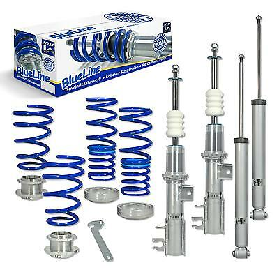 JOM Blueline Coilovers Suspension Kit Vauxhall Corsa D 1.6T VXR