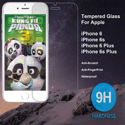 Tempered Glass Screen Protector Anti Scratch Film Guard for iPhone 6S iPhone 6