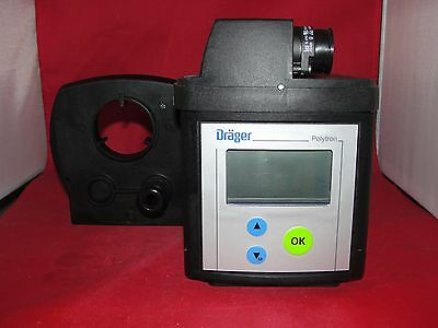 Drager Polytron 7000 Relay Module P/N: 8317636 USED