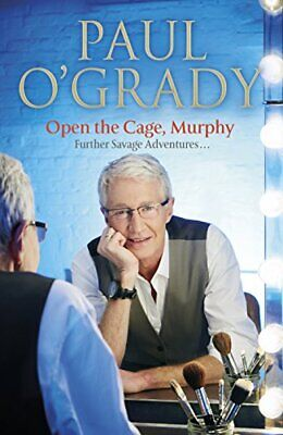 Open the Cage, Murphy! by O'Grady, Paul Book The Cheap Fast Free Post