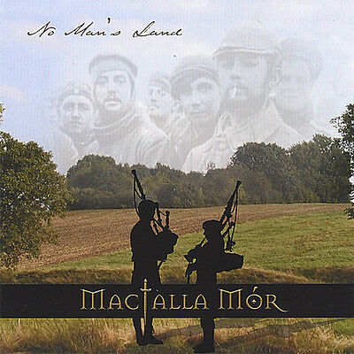 MacTalla M r, MacTalla Mór, Mactalla Mor - No Man's Land [New CD]
