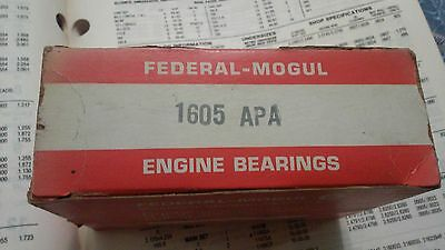 Federal Mogul 1605APA Std. Rod Bearing Allis Chalmers - Buda