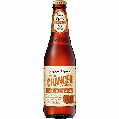 James Squires The Chancer Golden Ale