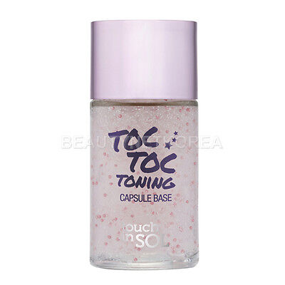 [TOUCH IN SOL] Toc Toc Toning Capsule Base 32g / Skin moisture toning