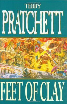 Feet Of Clay: Discworld: The City Watch Collection by Pratchett, Terry Hardback