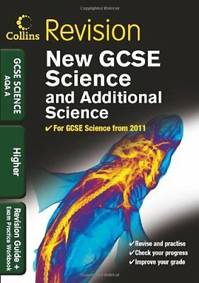 Collins GCSE Revision - GCSE Science & Additional Science AQA A High..., unknown