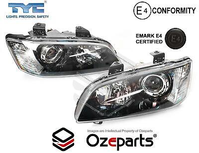 Holden Commodore VE S1 Pair LH+RH Head Light for CALAIS & SSV 06~10 Projector