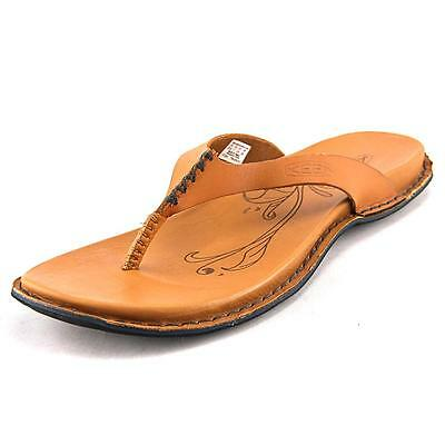Keen Alman Flip   Open Toe Leather  Flip Flop Sandal
