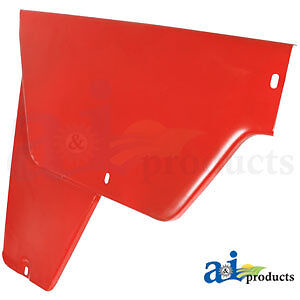A-194840M1 Massey Ferguson Parts HOOD SIDE PANEL RH 30, 31, 3165, 150, 165, 175