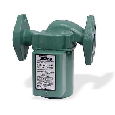 Taco 007-HBF5-J Bronze Cartridge-Circulator Pump / 115v For Outdoor Wood Boiler