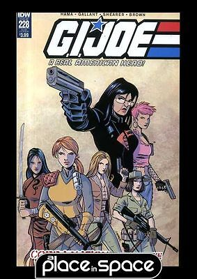 G.i. Joe: A Real American Hero (Idw) #228B (Wk18)