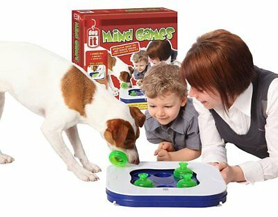 Dogit 3-In-1 Mind Games Interactive Smart Toy For Dogs Pet Supplies A Fun Inter