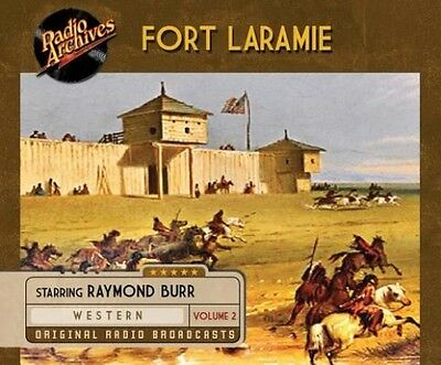 Fort Laramie, Volume 2 by MP3 CD Book (English)