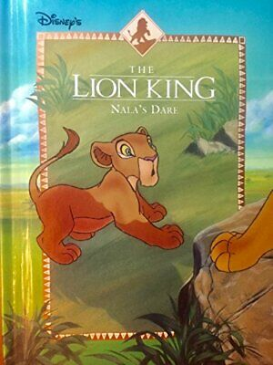 Nala's Dare (Disney's The Lion King) by Joanne Barkan Book The Cheap Fast Free
