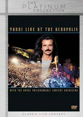 Yanni - Live At The Acropolis New Dvd