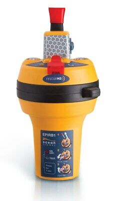 EPIRB rescueME Ocean Signal 406MHz Gps Emergency Locator Beacon