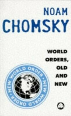 World Orders, Old and New by Chomsky, Noam Paperback Book The Cheap Fast Free