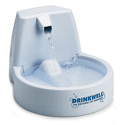 Petsafe Drinkwell Original Pet Water Fountain for Dog Cat Automatic Pet Drinker
