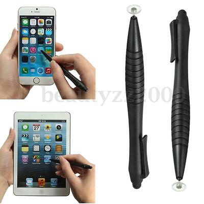 Fine Point Round Thin Capacitive Stylus Pen for iPad 2/3/4/5/Air/Mini iPhone 6