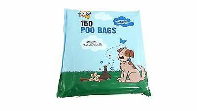 Good Boy Dog Poo Bags - Pack of 150