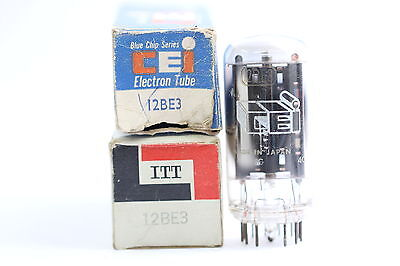 12Be3 Tube. Mixed Brand Tube. Nos / Nib. 1 Pc. Rcb286.