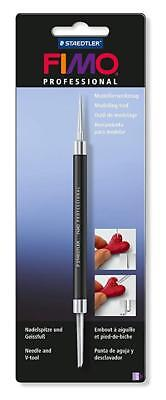 STAEDTLER Fimo Professional Modelling Tool Needle and V-Tool