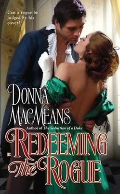 Redeeming the Rogue by Donna Macmeans Mass Market Paperback Book (English)