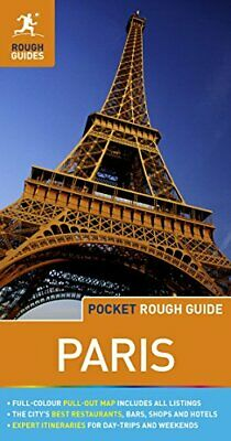 Pocket Rough Guide Paris (Pocket Rough Guides) by Blackmore, Ruth Book The Cheap