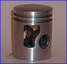 KIT SET PISTON PISTONE PISTONS KOLBEN FASCE FLANDRIA 50 Automatic - con Travasi